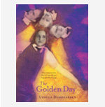 School girls on the book cover image for Golden Day
