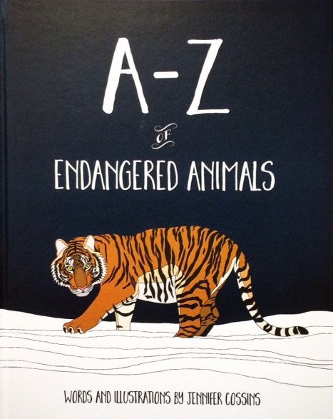 The A-Z of Endangered Animals