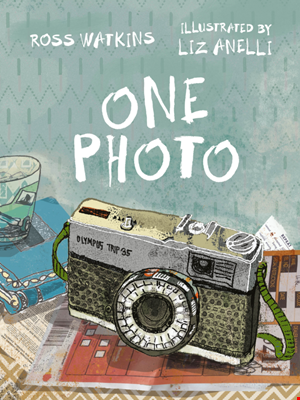 Camera on cover of One Photo