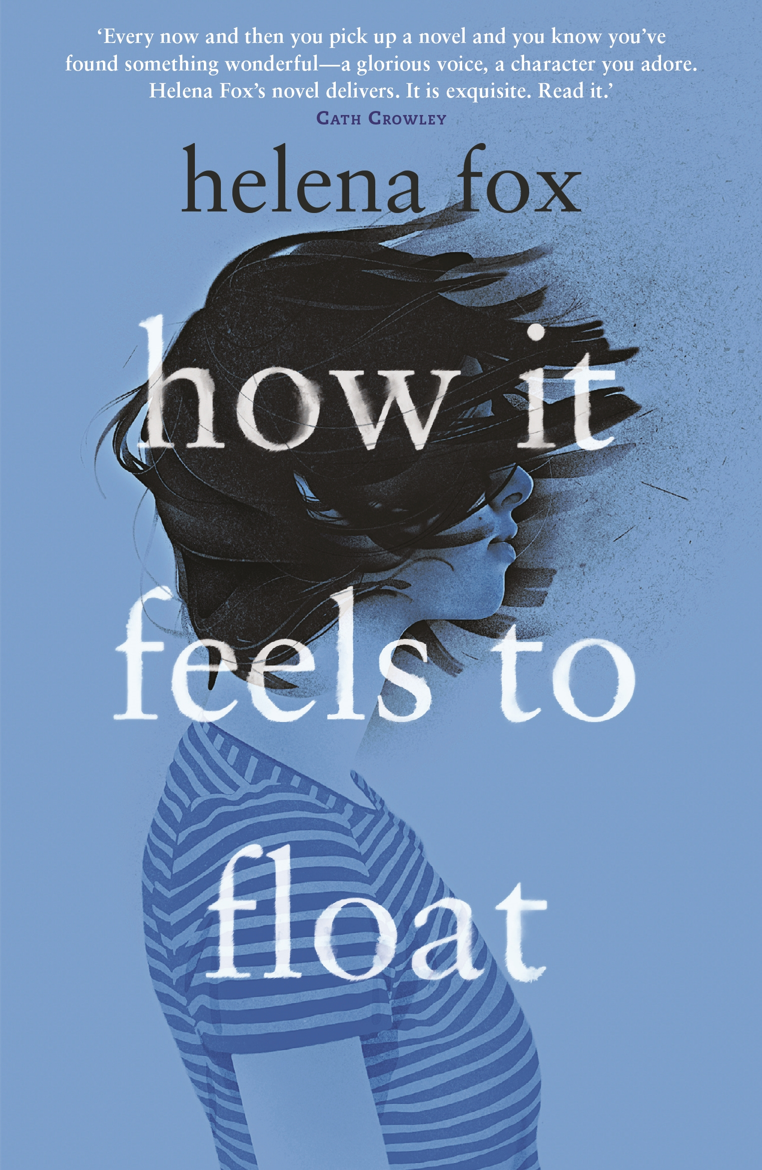 How it Feels to Float book cover