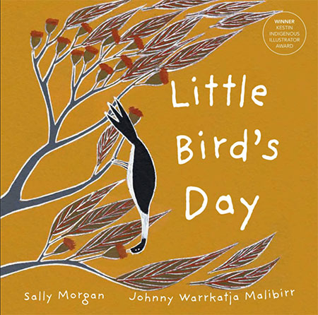 Little Bird's Day, book cover