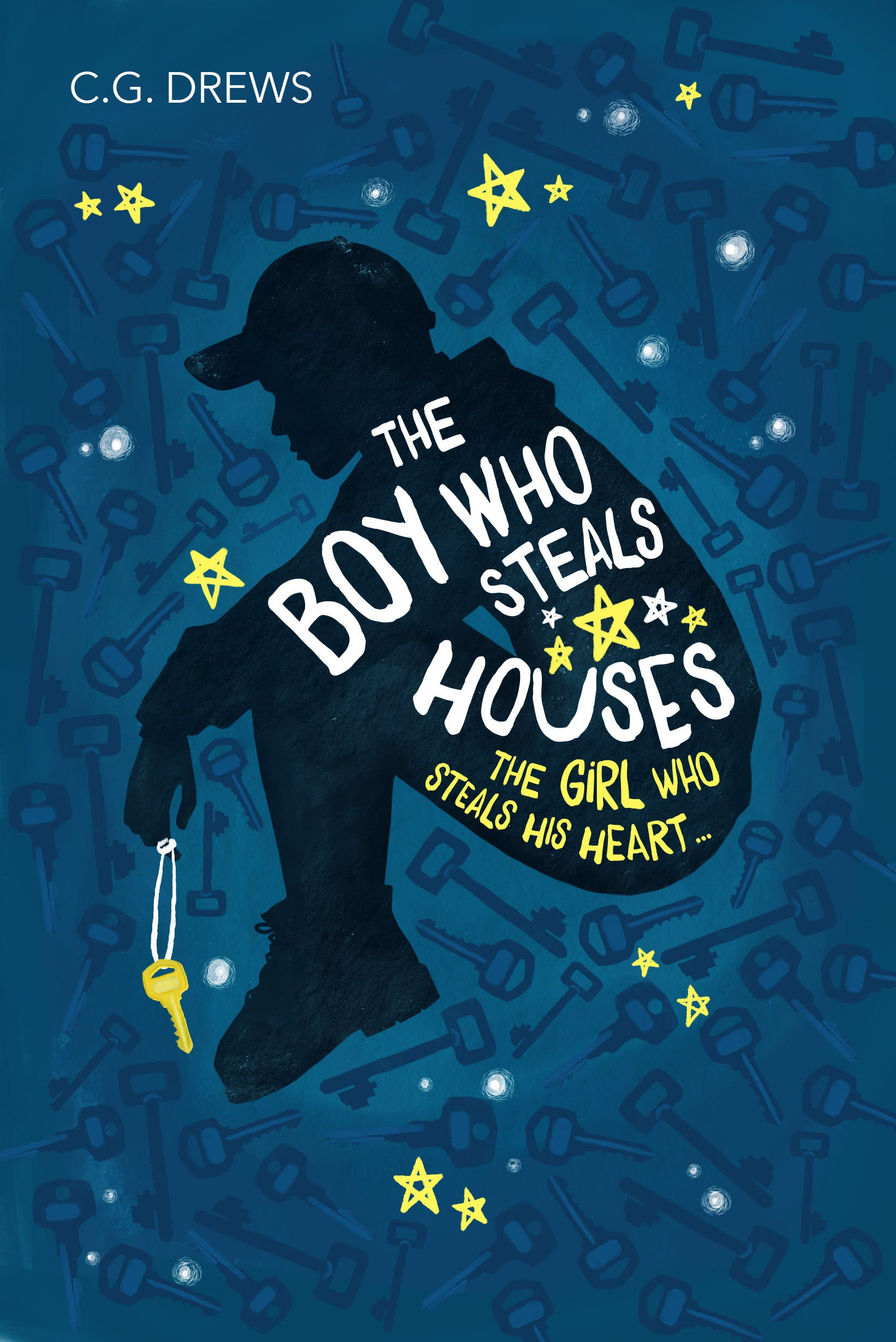 The Boy Who Steals Houses cover