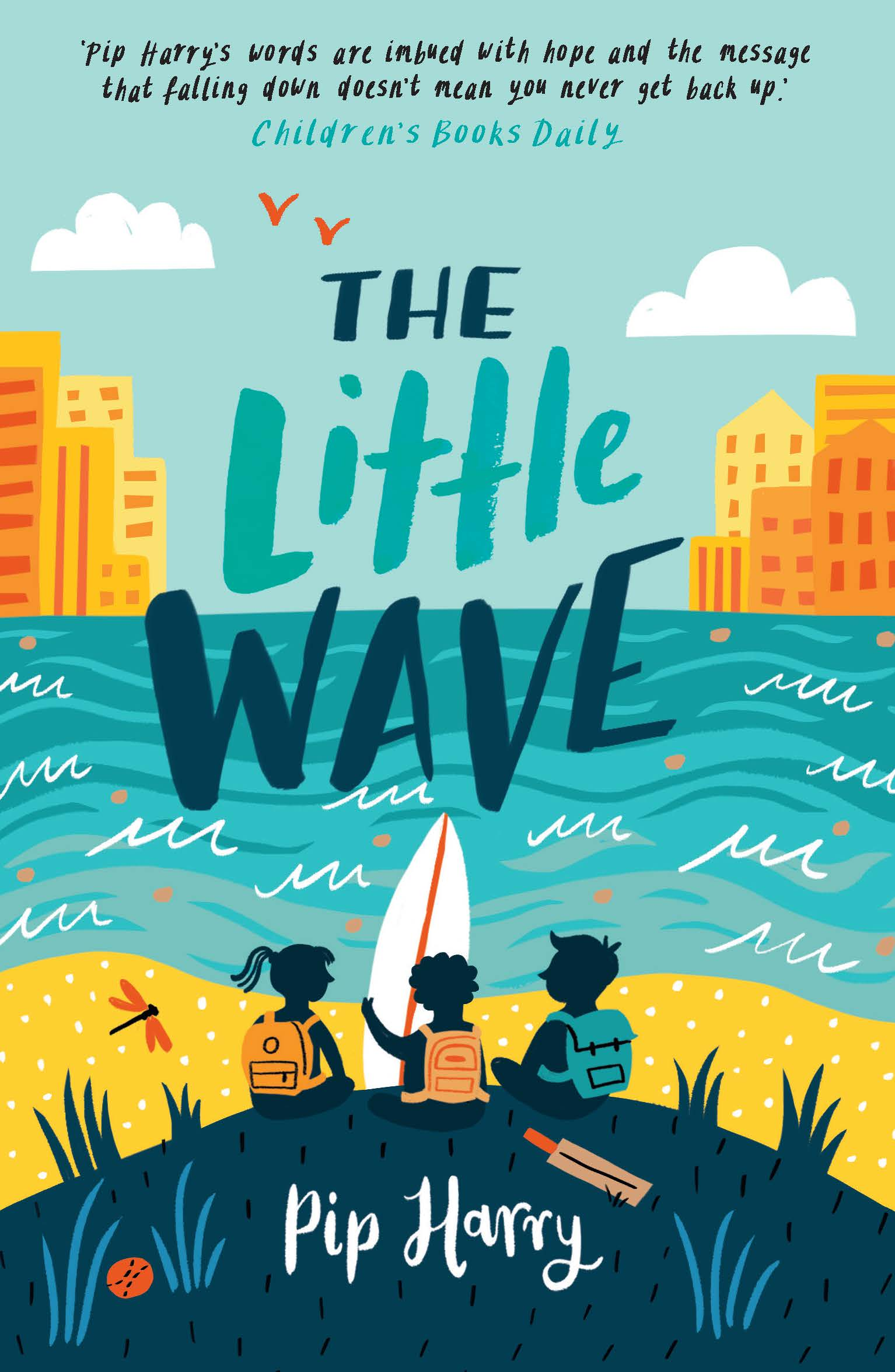 The Litle Wave book cover
