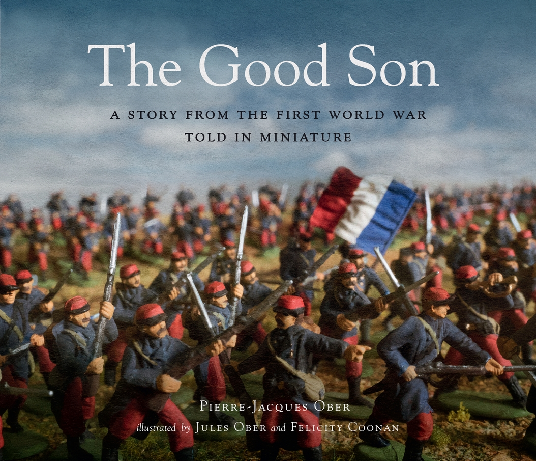 The Good Son, cover