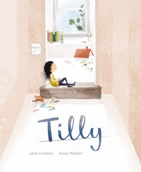 Tilly, book cover