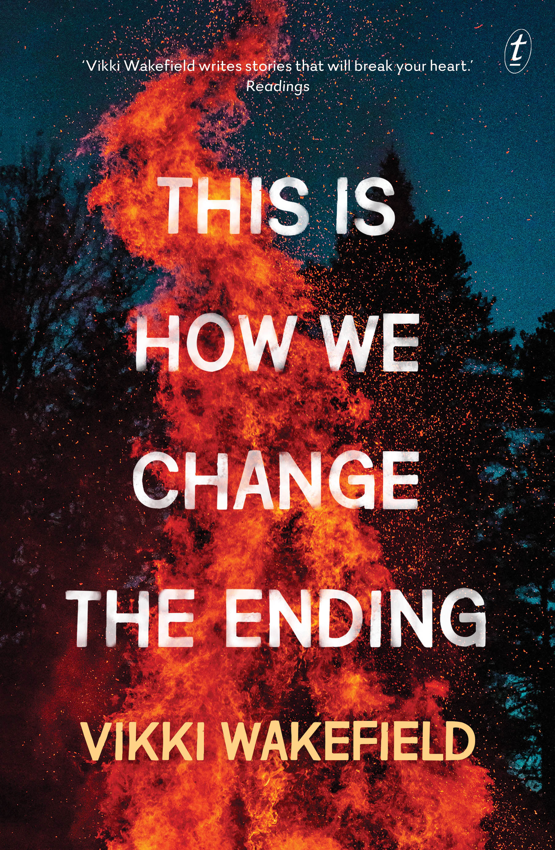 This is how we change the ending, book cover
