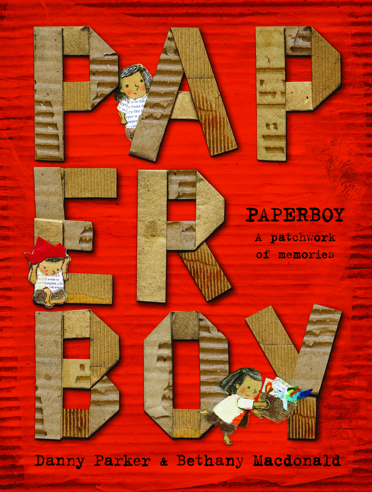 Paper Boy, cover