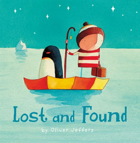 Lost and Foud book cover