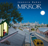 Mirror, front cover