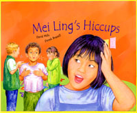 Mei Ling's Hiccups cover