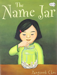 The Name Jar, cover
