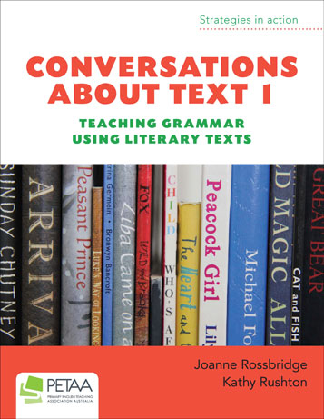 Converations about texts: Teaching grammar using Literary Texts