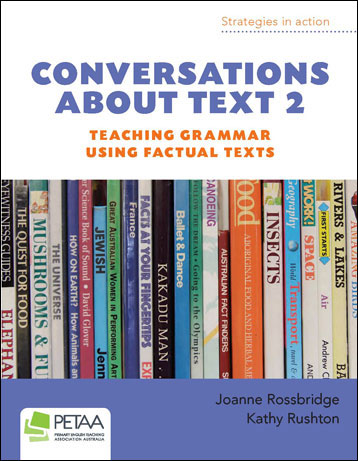 Conversations about Texts 2: Teaching Grammar with Factual Texts