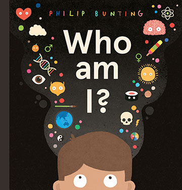 Who am I? book cover linked to unit of work