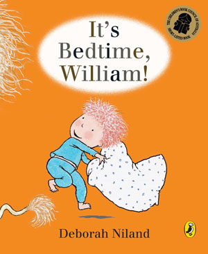 It's Bedtime William book cover linked to unit of work