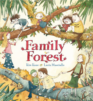 Family Forest book cover