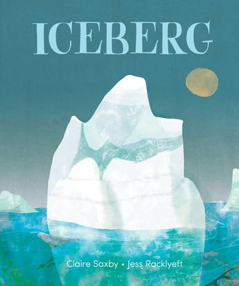 Iceberg featured on Iceberg book cover