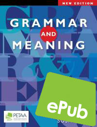 Grammar and Meaning New Edition — ePub